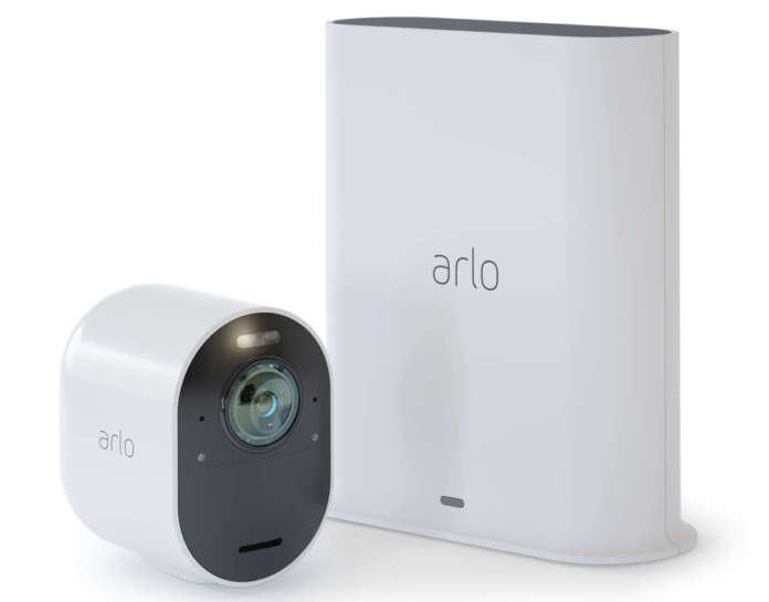 Arlo Ultra Camera and SmartHub