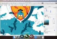 CorelDRAW 2019 for Mac Properties Inspector_IT