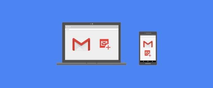 Gmail e Amp