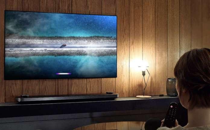 LG TV Oled W9