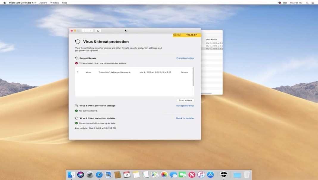 Microsoft Defender ATP Mac