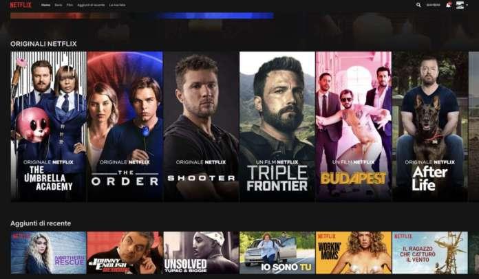 IPTV Netflix pay-Tv