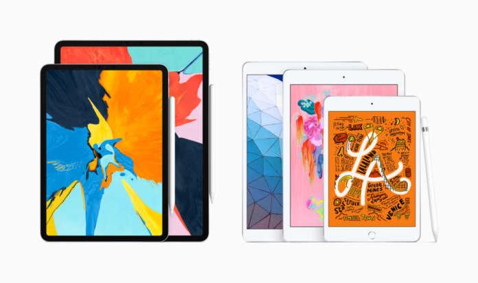 iPad Air e mini