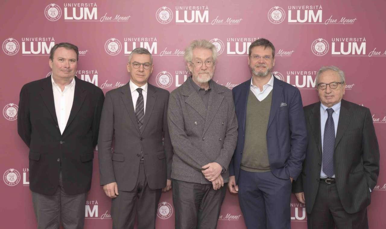 Delegazioni Lum e Mit