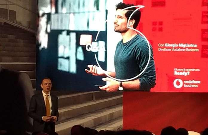 Giorgio Migliarina Vodafone Business