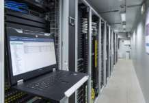 It e data center