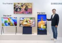 Samsung The Sero