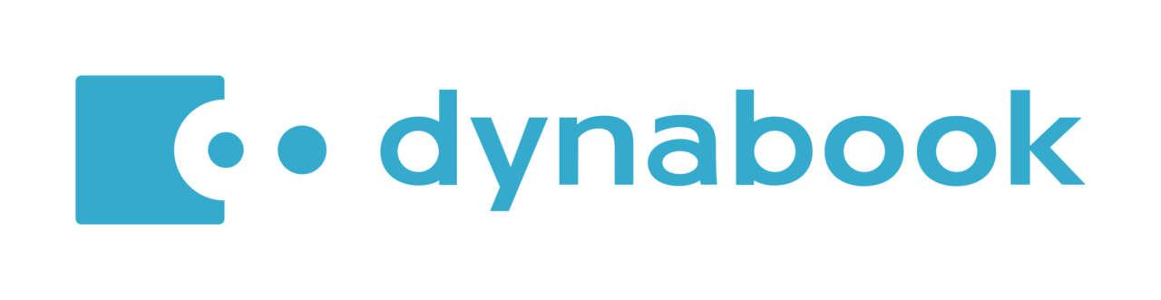 dynabook logo blue