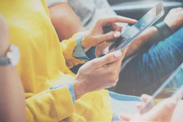 smartphone Audiweb