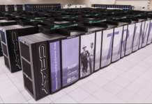 Supercomputer Cray