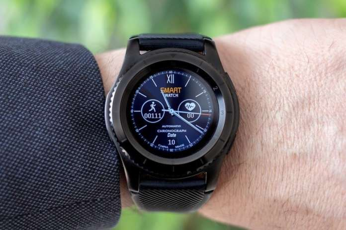 smartwatch Counterpoint