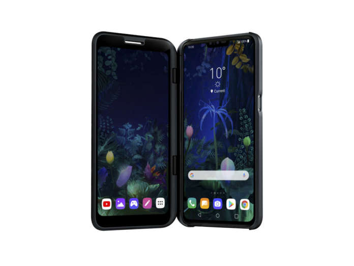 LG V50 ThinQ with Dual Screen