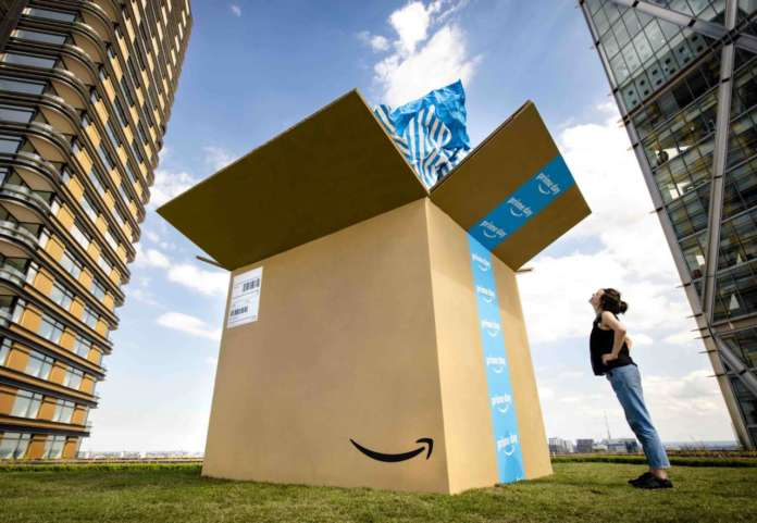 Amazon Prime Day Date reveal.
