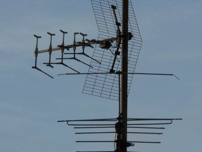 antenna Tv digitale terrestre