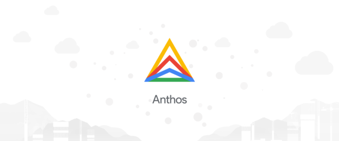 Google Cloud Anthos