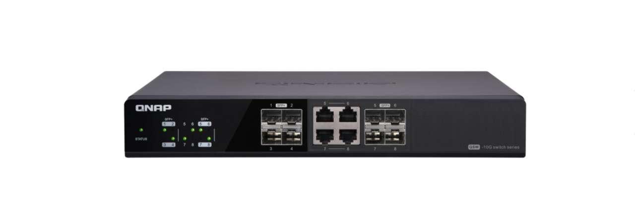 Lo switch Qnap QSW-804-4C