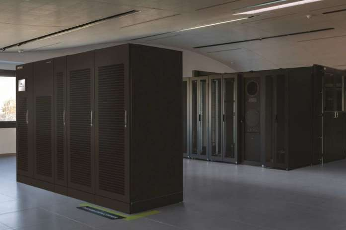 control room data center