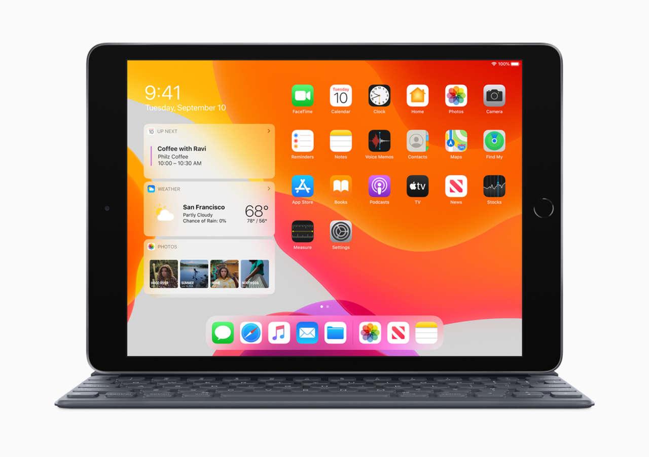Può u collegare un mouse per iPad