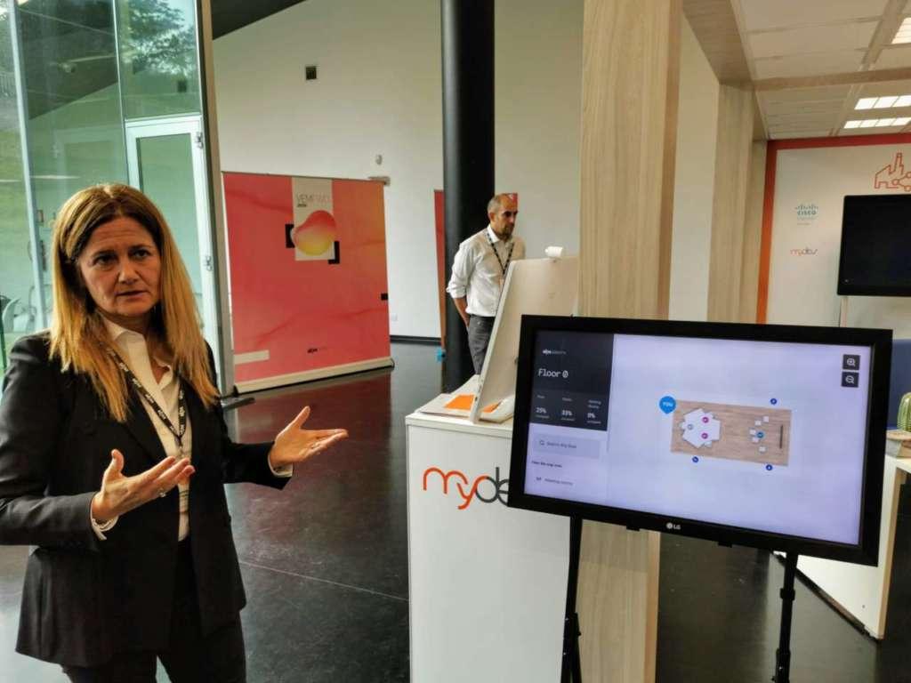 Gabriella Attanasio, Direttore Tecnico di Vem sistemi