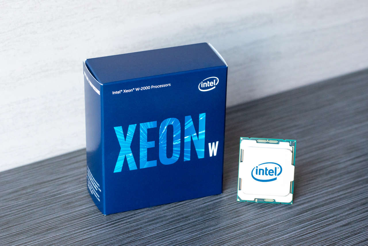 Xeon W Intel