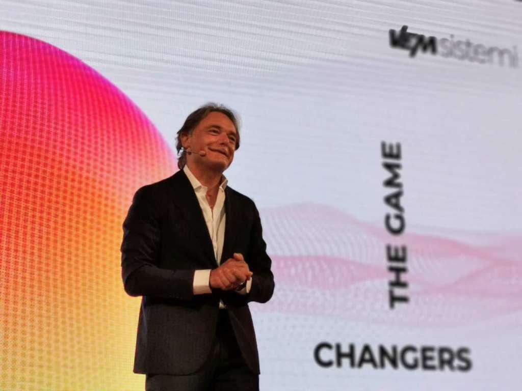Stefano Bossi, Amministratore Delegato di VEM sistemi