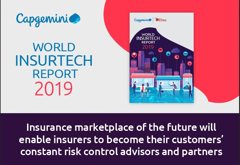 World InsurTech Report 2019: