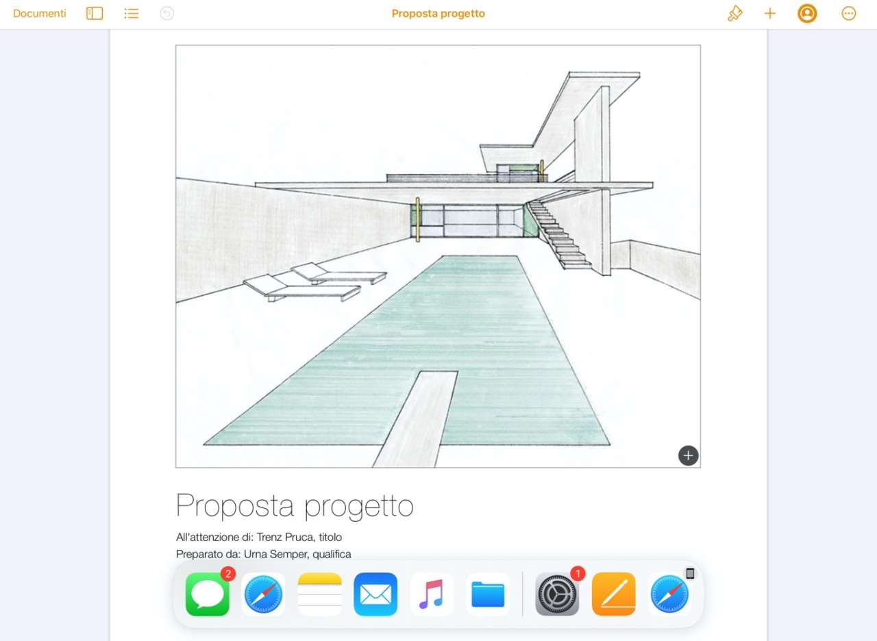 multitasking di iPadOS