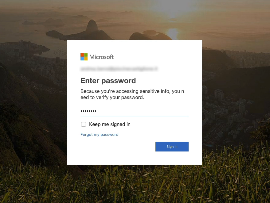 Libraesva phishing