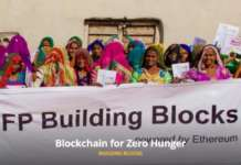 World Food Programme blockchain