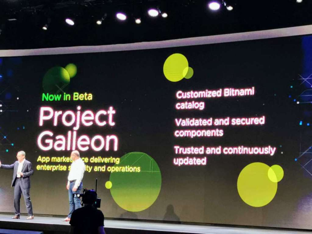 project galleon