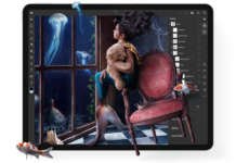 Photoshop per iPad