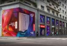 flagship Store spazio lenovo