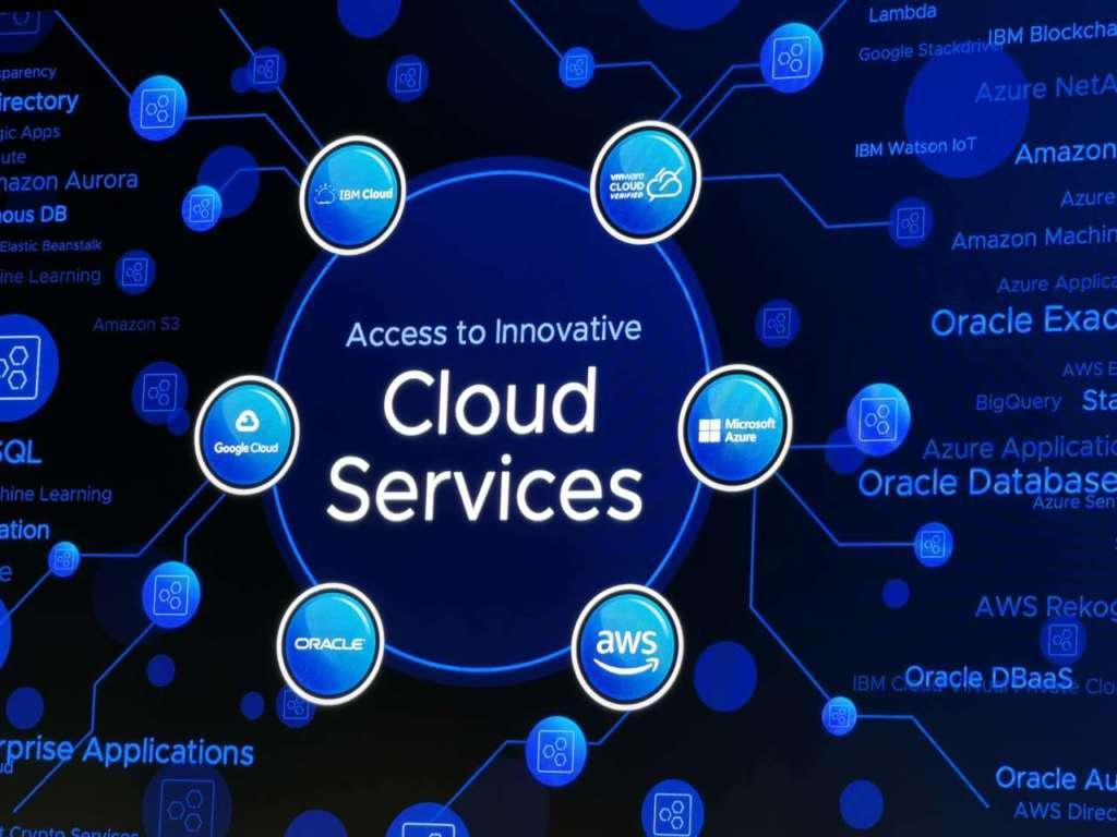 vmware cloud partnership