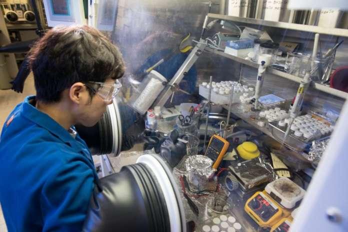 Batterie nuova generazione Ibm Research