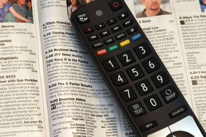 Telecomando Bonus TV
