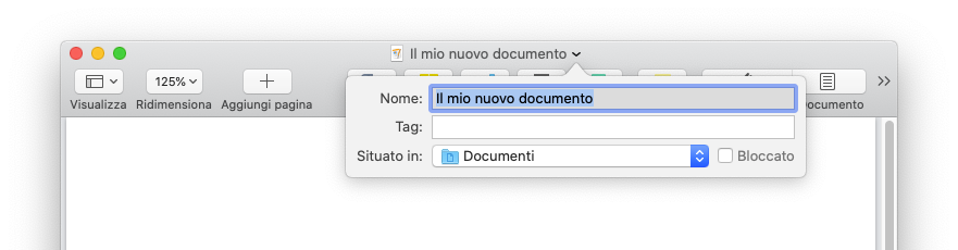 documento Mac