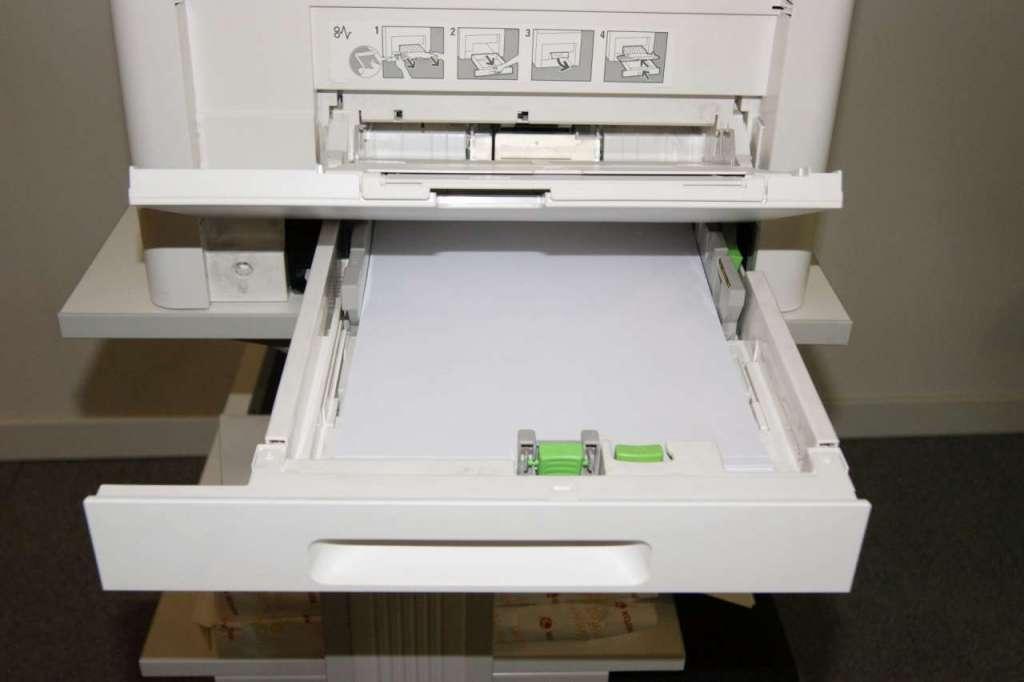 cassetti carta