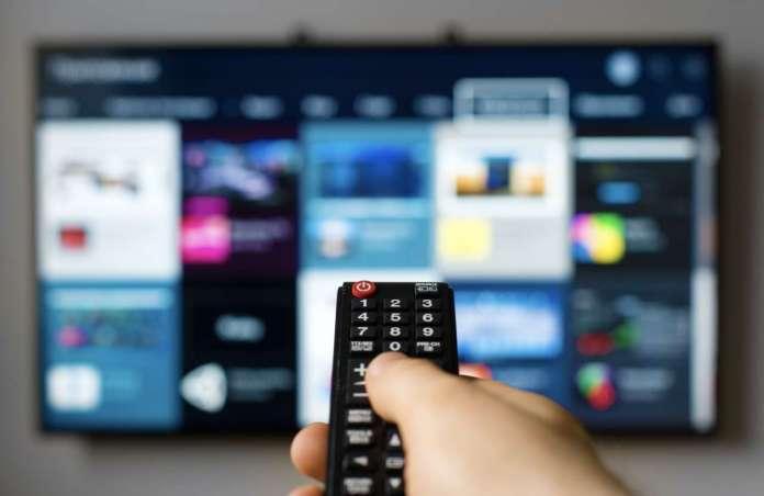 Telecomando televisore Decoder tivùsat