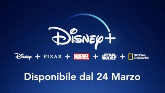 Disney+ 24 marzo 2