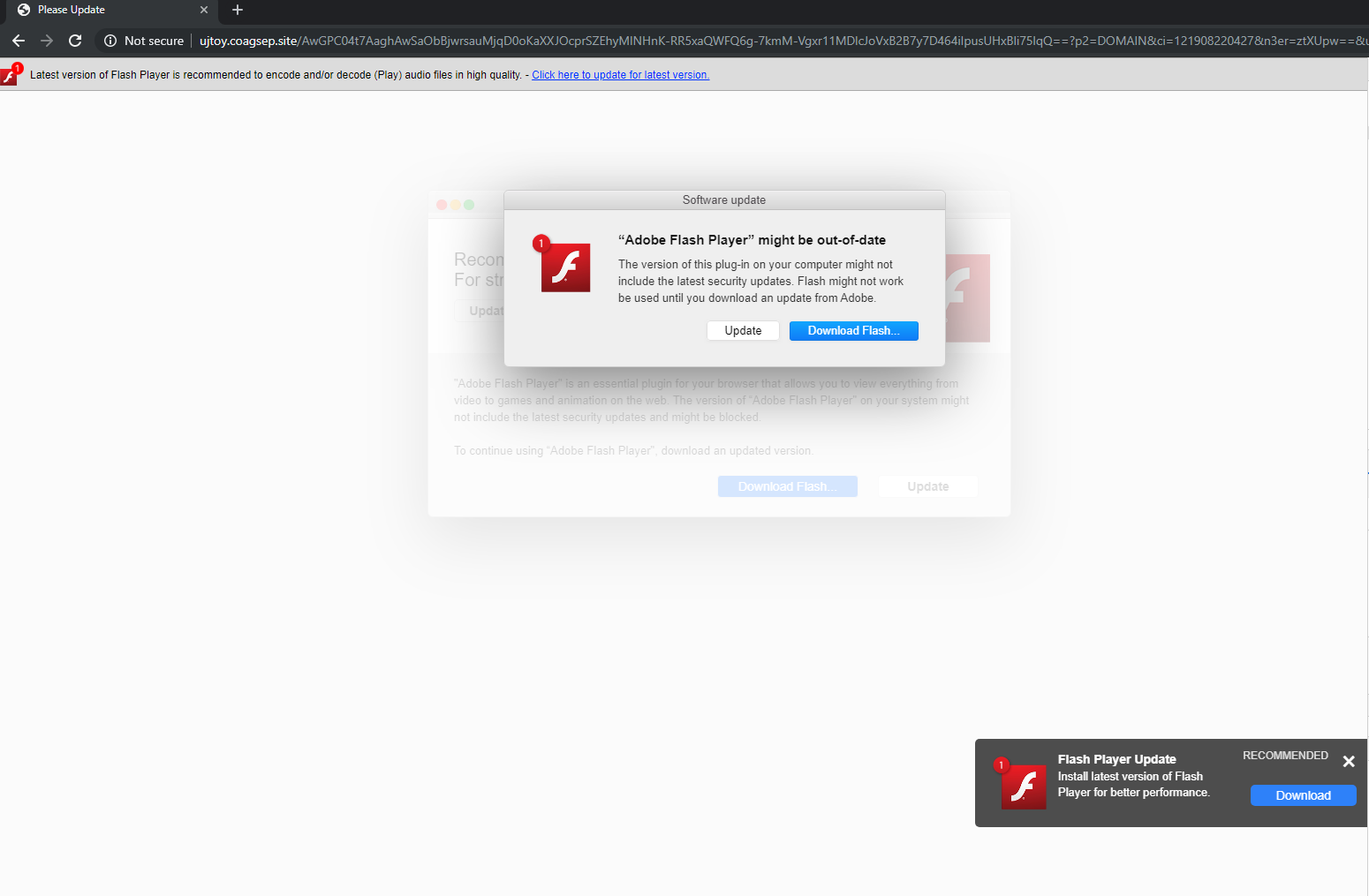 Shlayer malware Kaspersy
