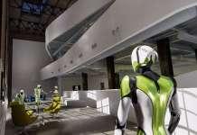 realtà virtuale Nvidia