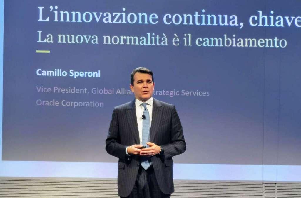 Camillo Speroni