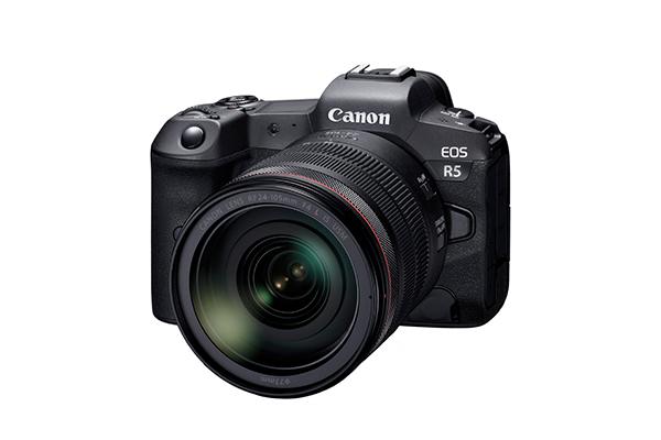 CanonEOS R5
