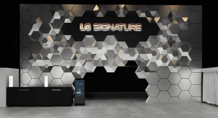 LG Electronics MWC 2020