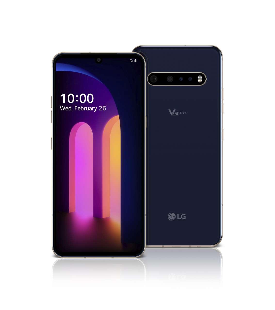 LG V60 Blue
