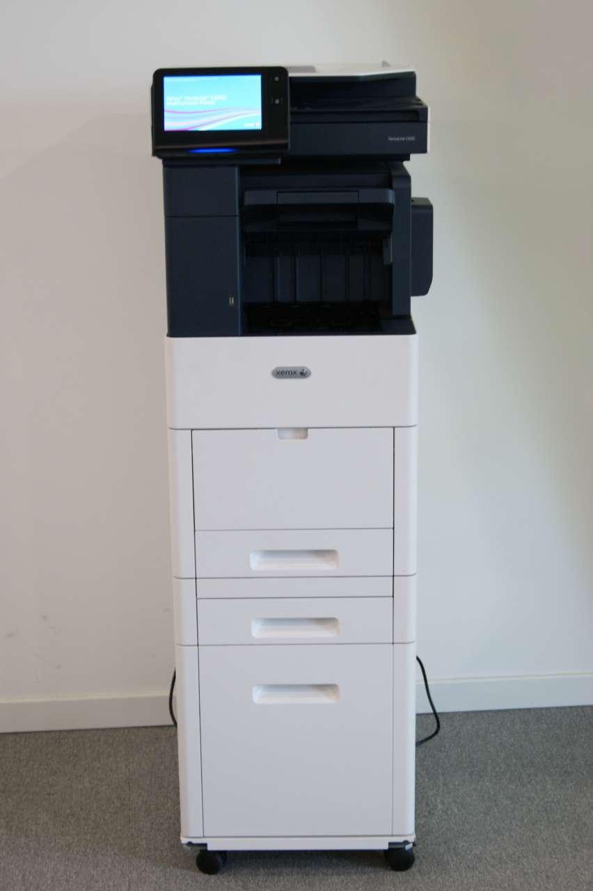 Xerox Versalink c605 - Vista Frontale