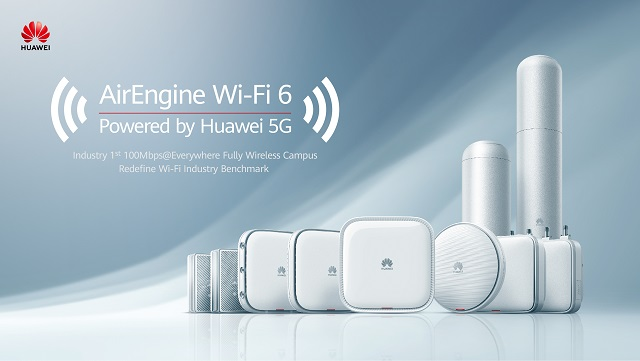 5G Huawei WiFi 6
