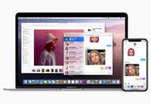 iPhone e MacBook Air