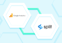 Google Analytics continuous delivery Split