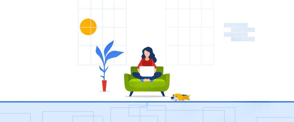Google lavorare da casa